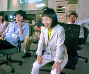カメラを止めるな, 竹原芳子, どんぐり