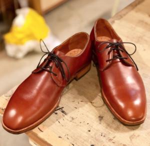 花田優一, 靴, 靴職人, 実力