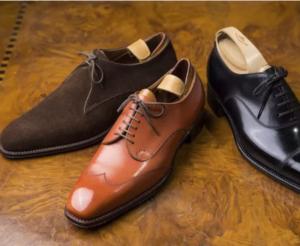 山口千尋, 靴