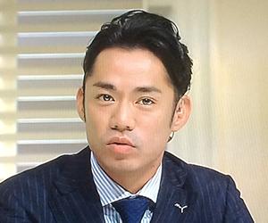 高橋大輔, 髪型, news zero