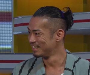 高橋大輔, 髪型, モヒカン