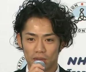 高橋大輔, 髪型, パーマ