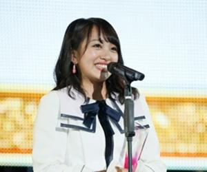向井地美音, AKB48, 総監督, スピーチ