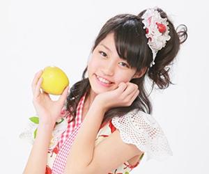 りんご娘, 王林