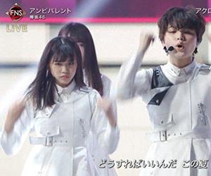欅坂46, 二期生, メンバー, 武元唯, FNS歌謡祭