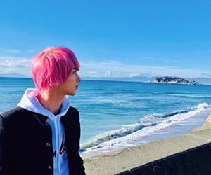 横浜流星, 髪, 色, ピンク, はじこい