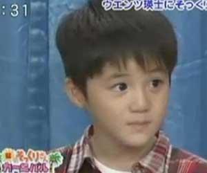 岩﨑大昇, 子供の頃, いいとも