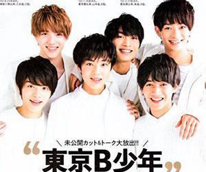 美 少年, 結成, グループ名, 東京B少年