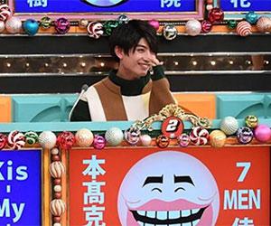 7 MEN 侍, メンバー, 本髙克樹, クイズ