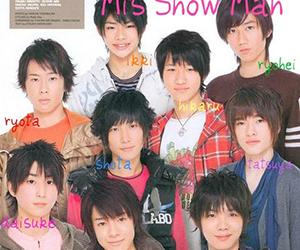 Snow Man, Mis Snow Man, ゆり組, シンメ, 宮舘涼太, 渡辺翔太, だてなべ