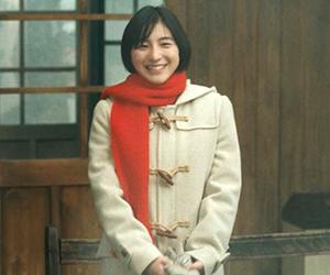 広末涼子, 昔, 映画, 鉄道員