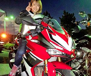 滝菜月, 日本テレビ, アナウンサー, 趣味, バイク, ツーリング