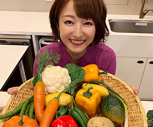 滝菜月, 日本テレビ, アナウンサー, ヒルナンデス!, 野菜