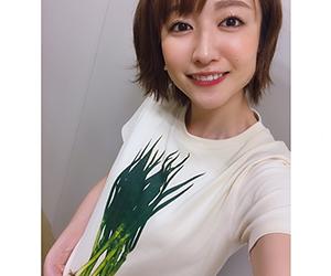 滝菜月, 日本テレビ, アナウンサー, ヒルナンデス!, 野菜, Tシャツ