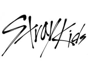 Stray Kids(ストレイキッズ、スキズ)のロゴ