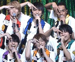 Aぇ! group, メンバーカラー