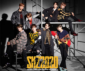 Stray Kids, ストレイキッズ, スキズ, デビュー, 日本, アルバム, SKZ2020