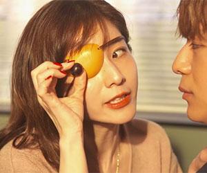 田中みな実, 眼帯, M 愛すべき人がいて, 理由