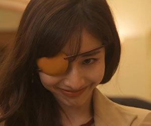 田中みな実, ドラマ, M 愛すべき人がいて, 眼帯, ヤバい, 怖い