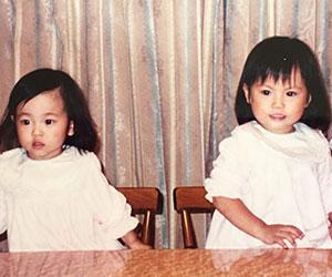 鈴木光, 双子, 姉, 優花