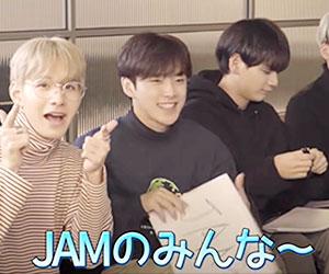 JO1, ファンネーム, JAM, 理由, 意味, 由来