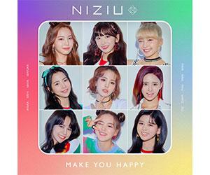 NiziU, デジタルミニアルバム, デビュー, Make you happy