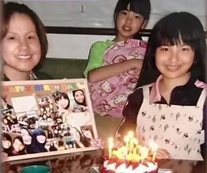 NiziU, マコ, 家族, 母, 姉, 山口厚子