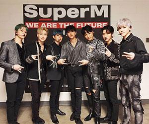 SuperM, スーパーエム, メンバー