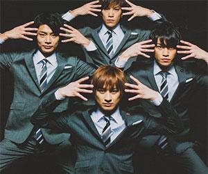 舞祭組, Kis-My-Ft2, キスマイ, ユニット