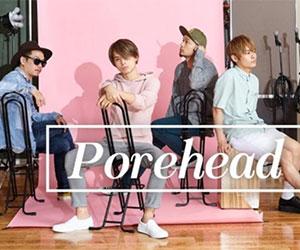 Porehead, 元NEWS, 草野博紀