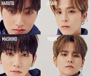 アイドルグループTREASURE(トレジャー )の日本人メンバー、アサヒ、マシホ、ヨシ、ハルト