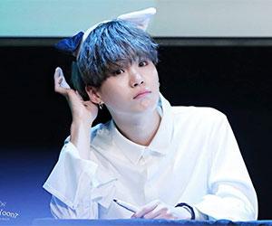 BTSメンバーのユンギ