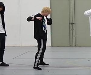 Snow Man(スノーマン)メンバー、佐久間大介のダンス
