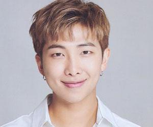 BTS(バンタン)メンバーのRM(ナムジュン)