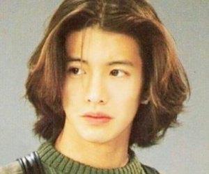 木村拓哉(キムタク)の若い頃のロン毛画像