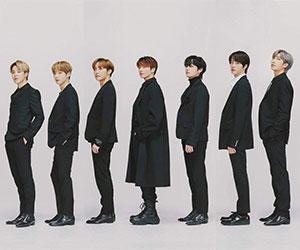 BTSメンバー背の順