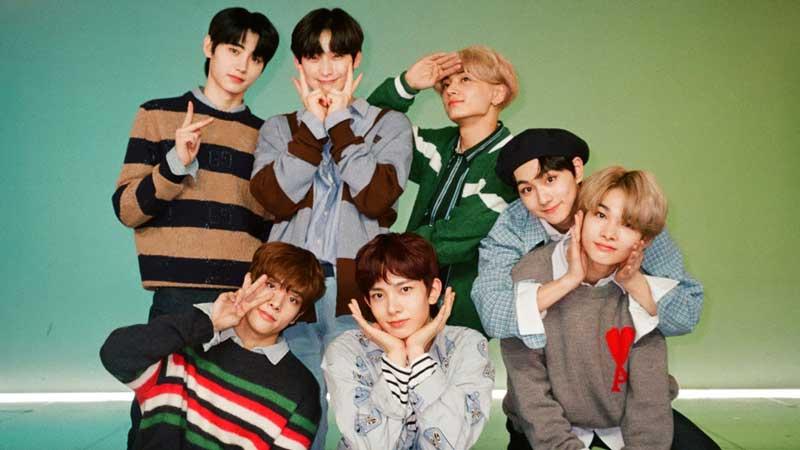 ENHYPEN(エナイプン)メンバーのジェイ, ヒスン, ソンフン, ジェイク, ソヌ, ニキ, ジョンウォン