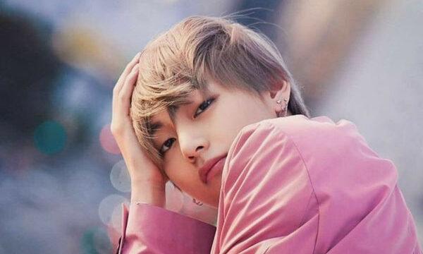 BTS(バンタン)メンバーのテテ