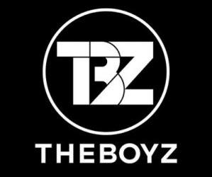 THE BOYZのロゴ